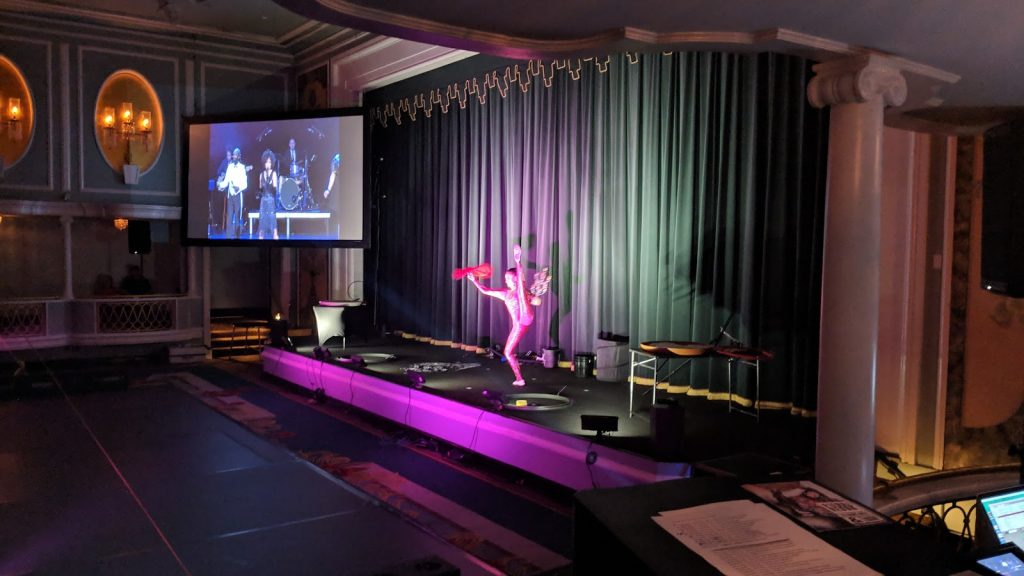 APAP Trianon Ballroom