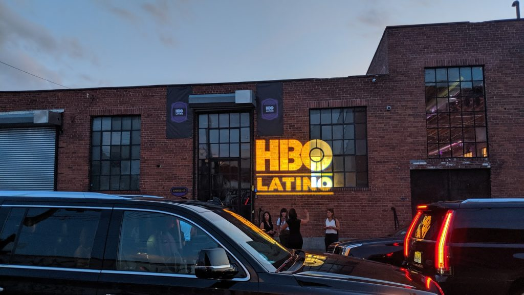 HBO Latino @ 99 Scott